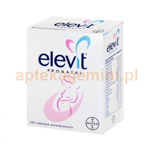 BAYER Elevit Pronatal, 100 tabletek