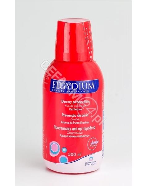 PIERRE FABRE Elgydium junior płyn do płukania jamy ustnej 500 ml