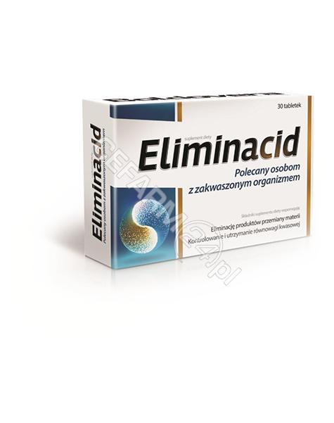 AFLOFARM Eliminacid x 30 tabl
