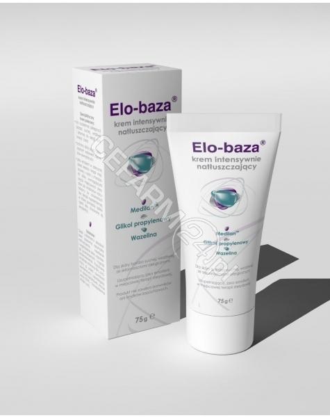 ICN POLFA RZESZÓW S.A. ELO-BAZA krem intensywnie natłuszczający 75 g