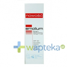 NEPENTES Emolium krem ochronny na wiatr i mróz spf 20 75 ml