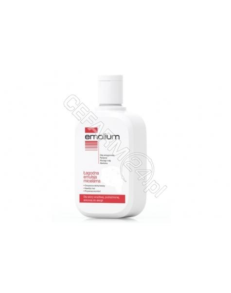 NEPENTES Emolium łagodna emulsja micelarna 250 ml