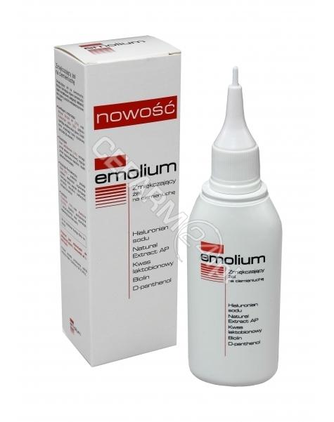 NEPENTES Emolium żel zmiękczający na ciemieniuchę 100 ml