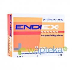ZENTIVA A.S. Endiex 200mg 12 kapsułek