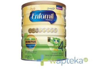 MEAD JOHNSON NUTRITION (POLAND)SP. Z O.O. ENFAMIL 4 PREMIUM Mleko powyżej 2 roku życia 800g