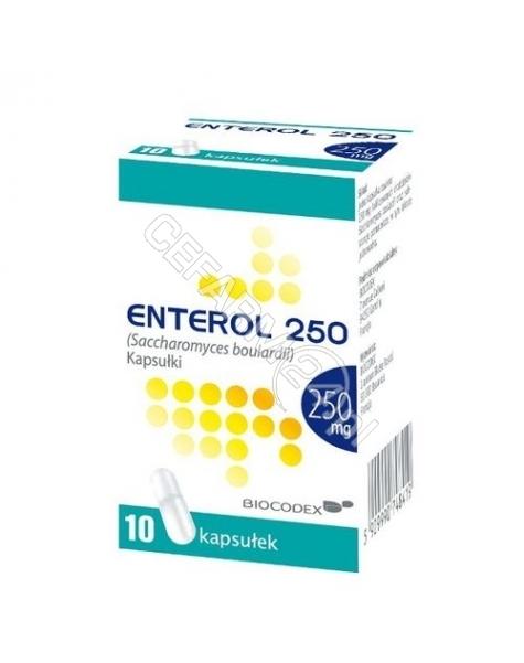 BIOCODEX Enterol 250 mg x 10 kaps