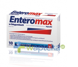 SENSILAB Enteromax, 10 kapsułek