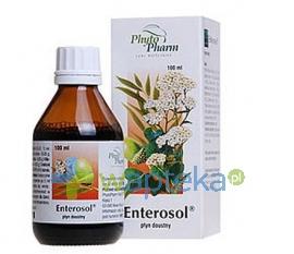 PHYTOPHARM KLĘKA S.A. Enterosol płyn doustny 100 ml