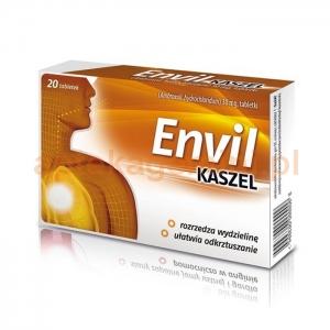 Aflofarm Envil Kaszel 30mg, 20 tabletek