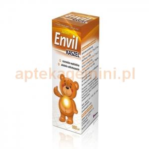 Aflofarm Envil kaszel Junior, syrop 15mg/5ml, 100ml