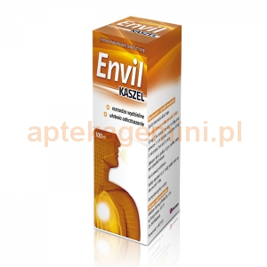 Aflofarm Envil kaszel, syrop 30mg/5ml, 100ml