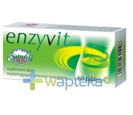 NATURELL POLSKA SP.Z O.O. Enzyvit 60 tabletek