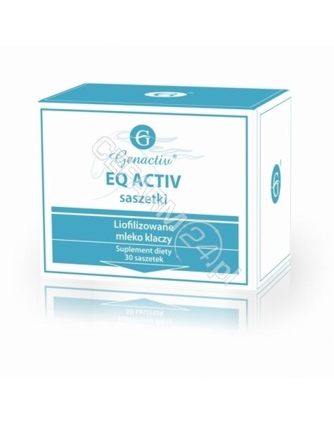 GENACTIV EQ activ x 30 sasz (Genactiv)