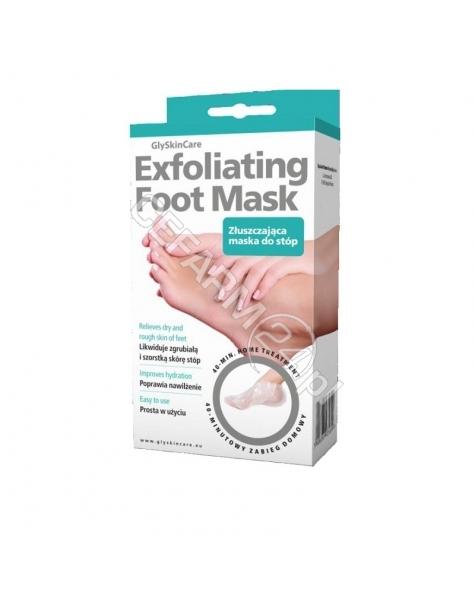 EQUALAN Equalan glyskincare exfoliating foot mask złuszczająca maska do stóp 1 para