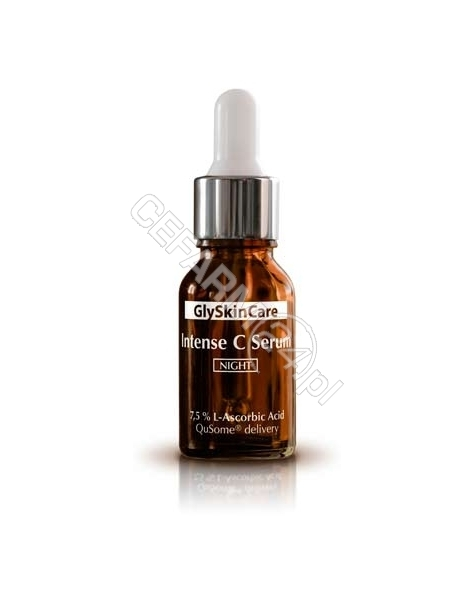 EQUALAN Equalan glyskincare intense c 7,5 % serum witaminy c na noc 30 ml