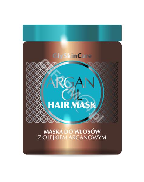 EQUALAN Equalan glyskincare maska do włosów z olejkiem arganowym 300 ml