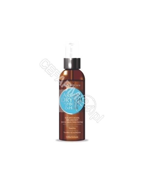 EQUALAN Equalan glyskincare suchy olejek arganowy do ciała i włosów 125 ml