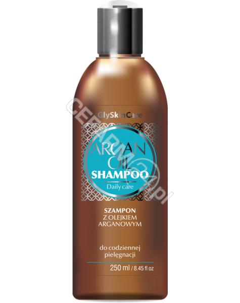 EQUALAN Equalan glyskincare szampon do włosów z olejkiem arganowym 250 ml