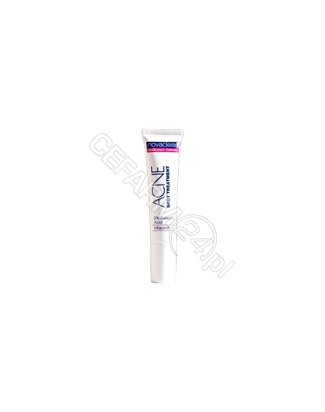 EQUALAN Equalan novaclear acne spot treatment preparat punktowy 10 ml