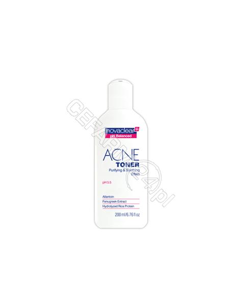 EQUALAN Equalan novaclear acne toner tonik 200 ml