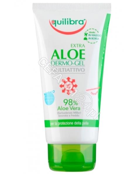 EQUILIBRA Equilibra extra aloeosowy dermo-żel multiactive 98% aloe 75 ml