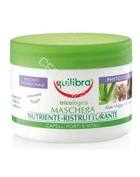 EQUILIBRA Equilibra intensywnie odżywiająca i regenerująca maska do włosów 200 ml