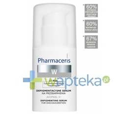 PHARMACERIS ERIS PHARMACERIS W ACIPEEL DEPIGMENTAC serum 30ml