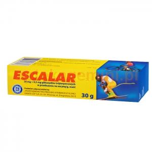 HASCO-LEK Escalar, maść, 30g