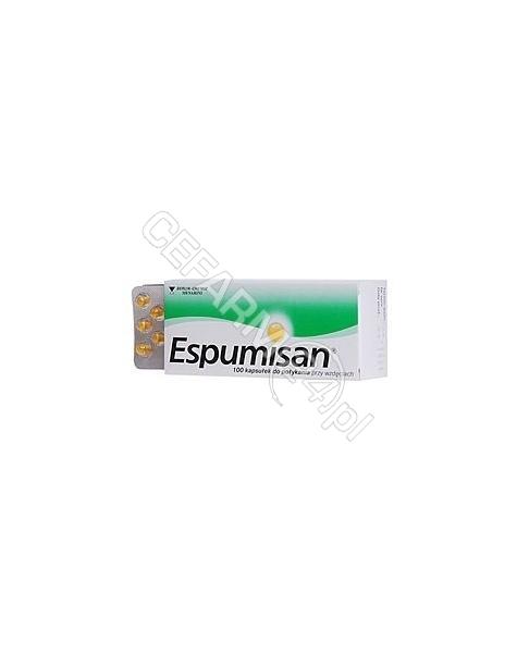 BERLIN-CHEMIE Espumisan 40 mg x 100 kaps