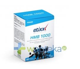 OMEGA PHARMA POLAND SP Z OO Etixx HMB 1000 60 tabletek