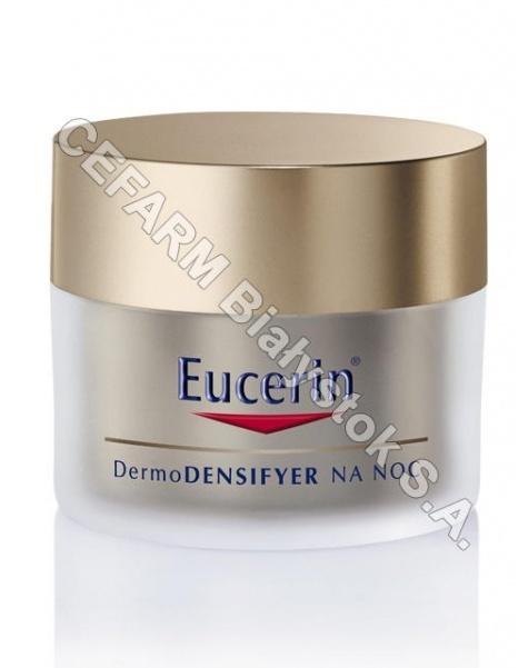 BEIERSDORF Eucerin dermodensifyer krem regenerujący gęstość skóry na noc 50 ml