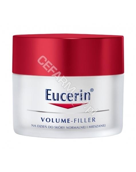 BEIERSDORF Eucerin volume-filler krem przywracający objętość na dzień do cery normalnej i mieszanej 50 ml