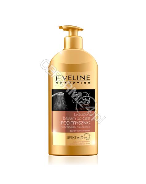 EVELINE COSM Eveline Body Glam luksusowy balsam pod prysznic masło kakaowe 350 ml