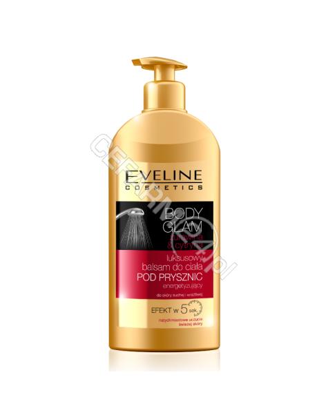 EVELINE COSM Eveline Body Glam luksusowy balsam pod prysznic żurawina + cytryna 350 ml