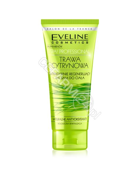EVELINE COSM Eveline Spa Professional TRAWA CYTRYNOWA intensywnie regenerujący balsam do ciała 200 ml