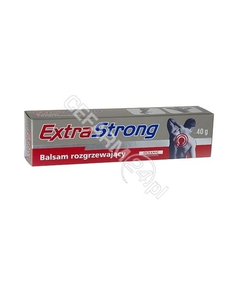 OCEANIC Extra strong balsam rozgrzewający 40 g