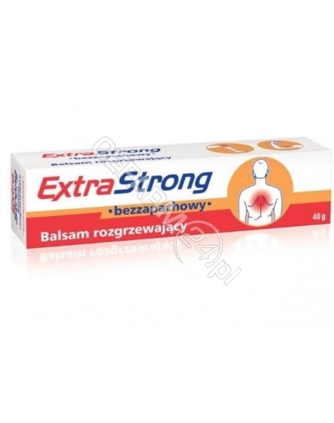 OCEANIC Extra strong balsam rozgrzewający bezzapachowy 40 g