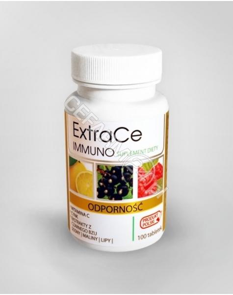 MAXMEDICAL ExtraCe immuno x 100 tabl
