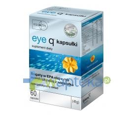 QPHARMA SP. Z O.O. Eye Q 60 kapsułek