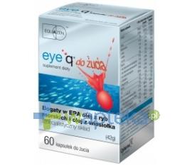 QPHARMA SP. Z O.O. Eye Q kapsułki do żucia 60 sztuk