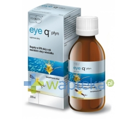 QPHARMA SP. Z O.O. Eye Q Płyn waniliowy 200 ml