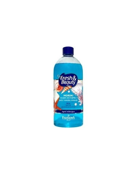 FARMONA Farmona fresh&beauty morski olejek do kąpieli 500 ml