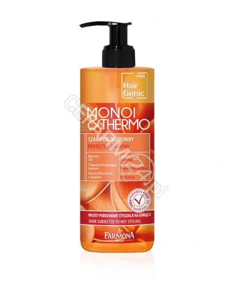 FARMONA Farmona Hair Genic Monoi&Thermo szampon ochronny 400 ml