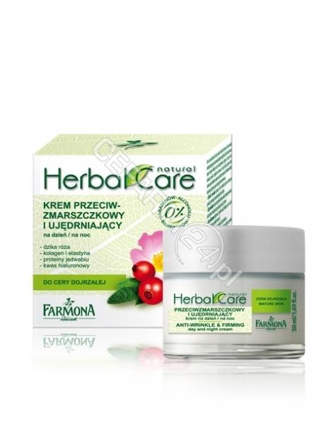FARMONA Farmona herbal care krem przeciwzmarszczkowy i ujędrniający na dzień i noc do cery dojrzałej 50 ml