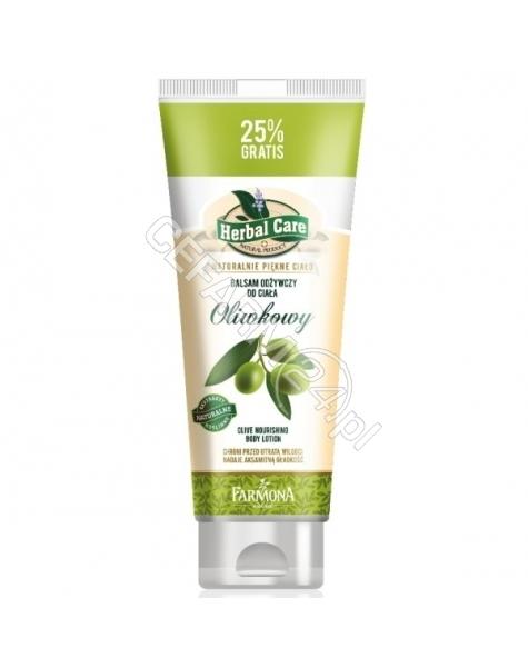FARMONA Farmona herbal care oliwkowy balsam odżywczy do ciała 250 ml