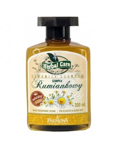 FARMONA Farmona herbal care szampon rumiankowy 330 ml