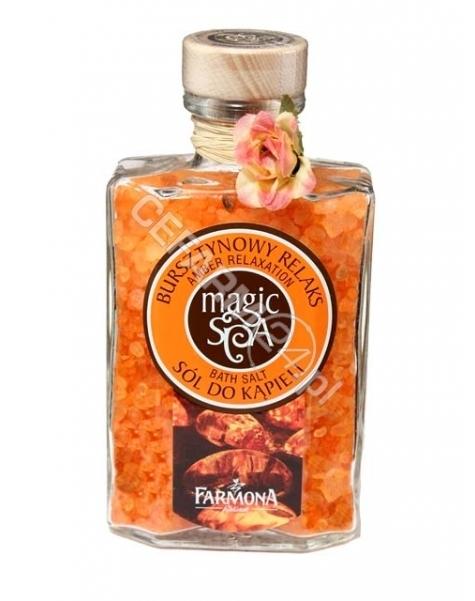 FARMONA Farmona magic spa - bursztynowa sól do kąpieli 500 g