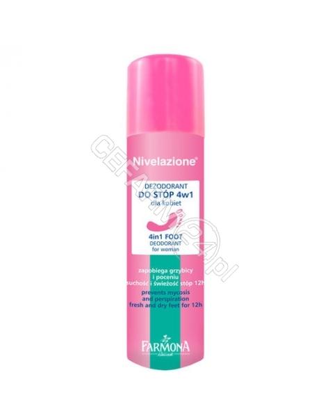 FARMONA Farmona nivelazione - dezodorant do stóp 4w1 dla kobiet 150 ml