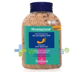 FARMONA KRAKÓW FARMONA NIVELAZIONE Rozgrzewająca sól do kąpieli stóp 600g