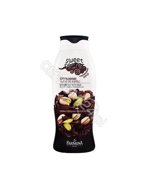 FARMONA Farmona sweet secret - czekoladowe mleko do kąpieli 500 ml